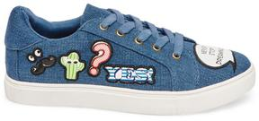 Betsey Johnson Goldiey Laced Sneaker