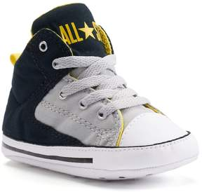 Converse Baby All Star First Star High Street Crib Shoes