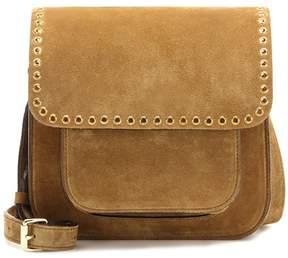 Isabel Marant, Étoile Mela embellished suede crossbody bag