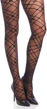 Emilio Cavallini Interlaced Diamond Tights