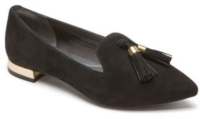 Rockport Women's Total Motion Zuly Luxe Pointy Toe Loafer