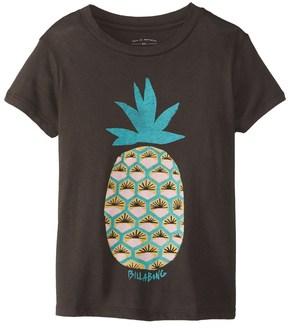 Billabong Girls' Fresh Pineapple Tee (414) - 8164321