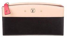 Louis Vuitton 2016 Steamer Zip Wallet - BLACK - STYLE