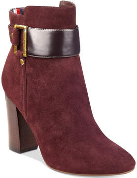 Tommy Hilfiger Durham Booties Women's Shoes