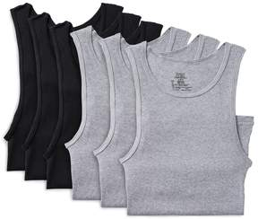 Hanes Men's 6-pack Ultimate Dyed A-Shirts