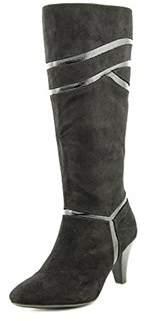 Karen Scott Myraa Women Black Knee High Boot.