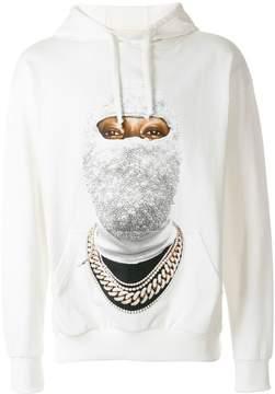 Ih Nom Uh Nit printed hoodie
