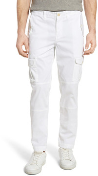 Michael Bastian Dyed Straight Fit Cargo Pant