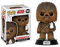 Disney Chewbacca Pop! Vinyl Bobble-Head Figure by Funko - Star Wars: The Last Jedi
