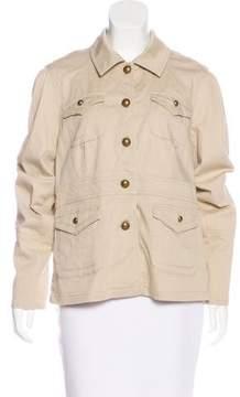Calvin Klein Jeans Lightweight Collared Jacket