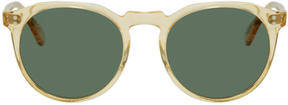Raen Yellow Remmy Sunglasses
