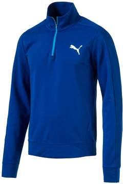 Puma Men's Quarter-Zip Fleece Pullover