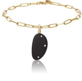 Cvc Stones Women's Crescent Bracelet