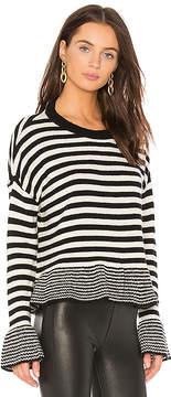 Cinq à Sept Stripe Seren Pullover
