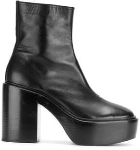 A.F.Vandevorst platform ankle boots
