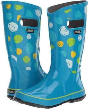 Bogs Sketched Dots Rain Boot (Toddler/Little Kid/Big Kid)