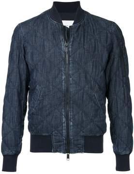 Cerruti zipped bomber jacket