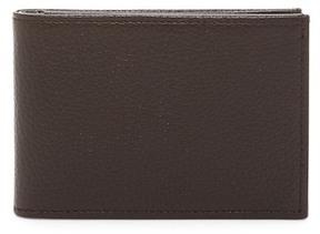 Boconi Leather Bifold Slimster Wallet