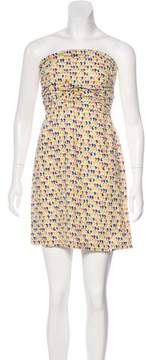 Calypso Strapless Mini Dress