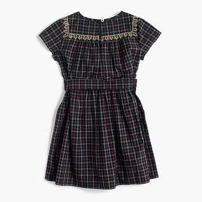J.Crew Girls' embroidered dress