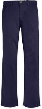 Nautica Uniform Skater Twill Pant, Big Boys Husky (8-20)