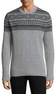 Barbour Printed Sweater
