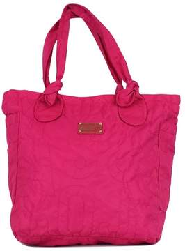 Marc by Marc Jacobs Pink Nylon Stitched Large Tote - PINK - STYLE