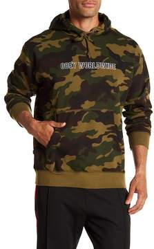 Obey Automatic Logo Camo Hoodie