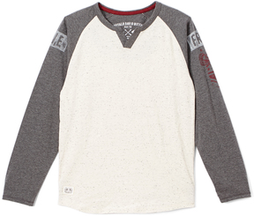 Buffalo David Bitton Oatmeal Heather Hennis Sweater - Boys