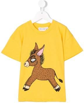 Mini Rodini donkey print T-shirt