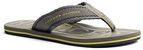 Tommy Hilfiger Final Sale-Signature Flip Flop