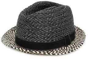 Paul Smith Men's Grey Viscose Hat.
