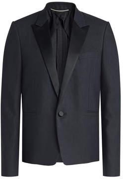 Saint Laurent Tailored Silk Blazer
