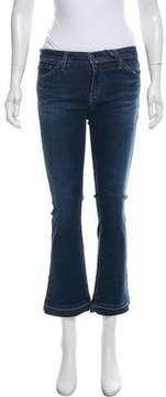 Adriano Goldschmied Jodi Crop Mid-Rise Jeans w/ Tags