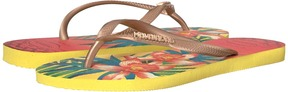 Havaianas Slim Tropical Flip Flops Women's Sandals