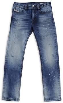 Diesel Boys' Waykee Straight Jeans - Big Kid