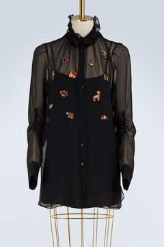 Carven Silk shirt