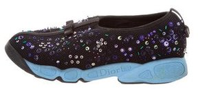 Christian Dior Fusion Low-Top Sneakers