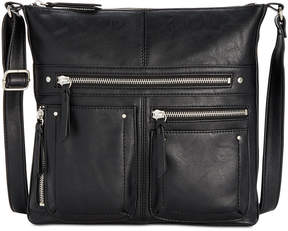 INC International Concepts I.n.c. Riverton Small Messenger Crossbody, Created for Macy's