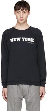 Marc Jacobs Black New York Sweatshirt