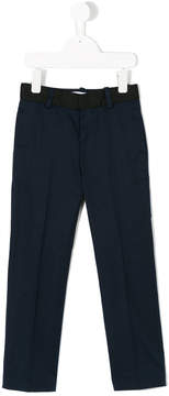 Little Marc Jacobs contrasting trousers