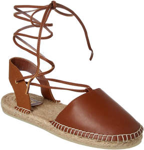 Australia Luxe Collective Morongo Leather Espadrille Sandal