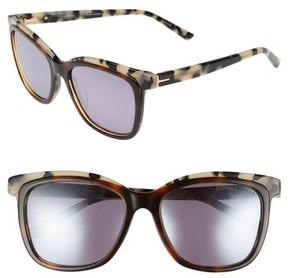 Ted Baker Women's 54Mm Polarized Cat Eye Sunglasses - Tortoise