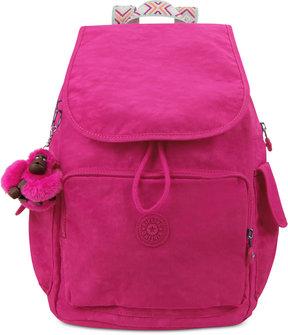 Kipling Ravier Medium Backpack - BLACK - STYLE