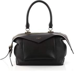 Givenchy Pre-owned: Sway Bag Leather Small.