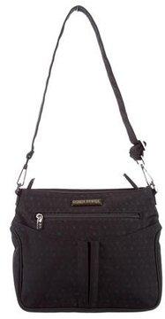 Sonia Rykiel Printed Nylon Shoulder Bag
