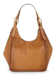 Frye Madison Leather Shoulder Bag