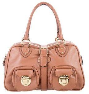 Marc Jacobs Lola Handle Bag - BROWN - STYLE