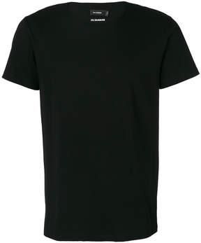 Jil Sander plain T-shirt
