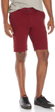 Micros Merlin Belted Shorts